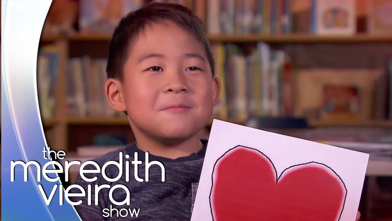 Kindergarteners Explain The Meaning Of Valentineu0027s Day | The Meredith  Vieira Show   YouTube