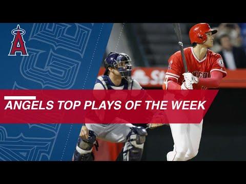 Los Angeles Angels top plays of the week