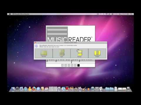 Working with MusicReader Files, Part 1