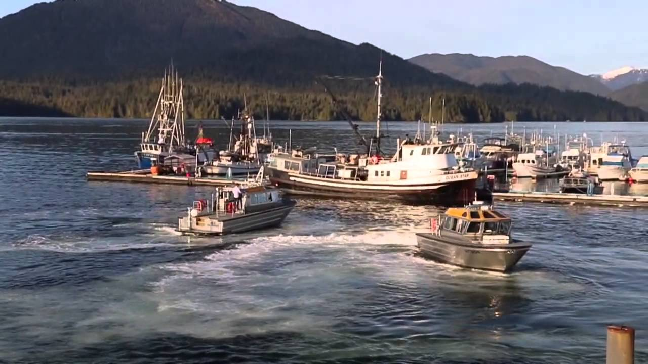 West Coast Launch / Prince Rupert Adventure Tours' New Jet Boats - Lelu and  Kitson