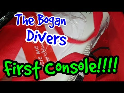 Eb Games Dumpster Diving Night # 3 FIRST CONSOLE!!!