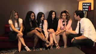 Fifth Harmony talk tour involvement, Kid Ink & Spanish music w/ @RobertHerrera3