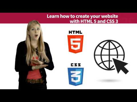 Learn How To Create Your Website With HTML 5 And CSS 3 (Teaser)