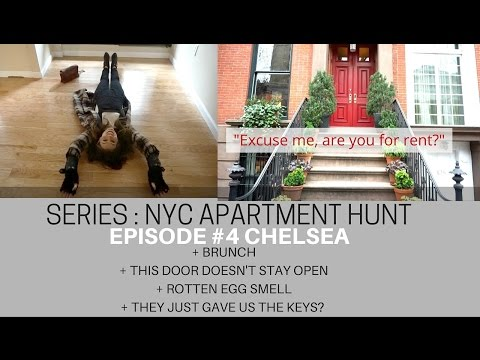 SERIES NYC Apartment Hunt | Building #4 In CHELSEA