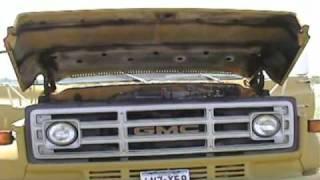 GMC 7000 Dump Truck