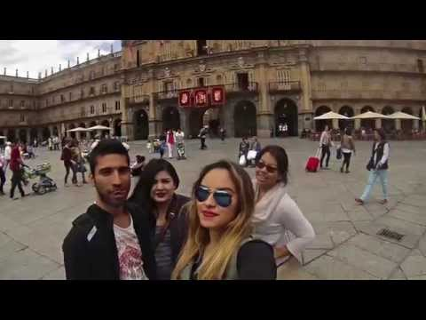 Study Abroad: Europe 2015