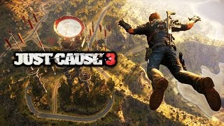 Just Cause 3 Official Gameplay Trailer on PS4 Xbox One PC