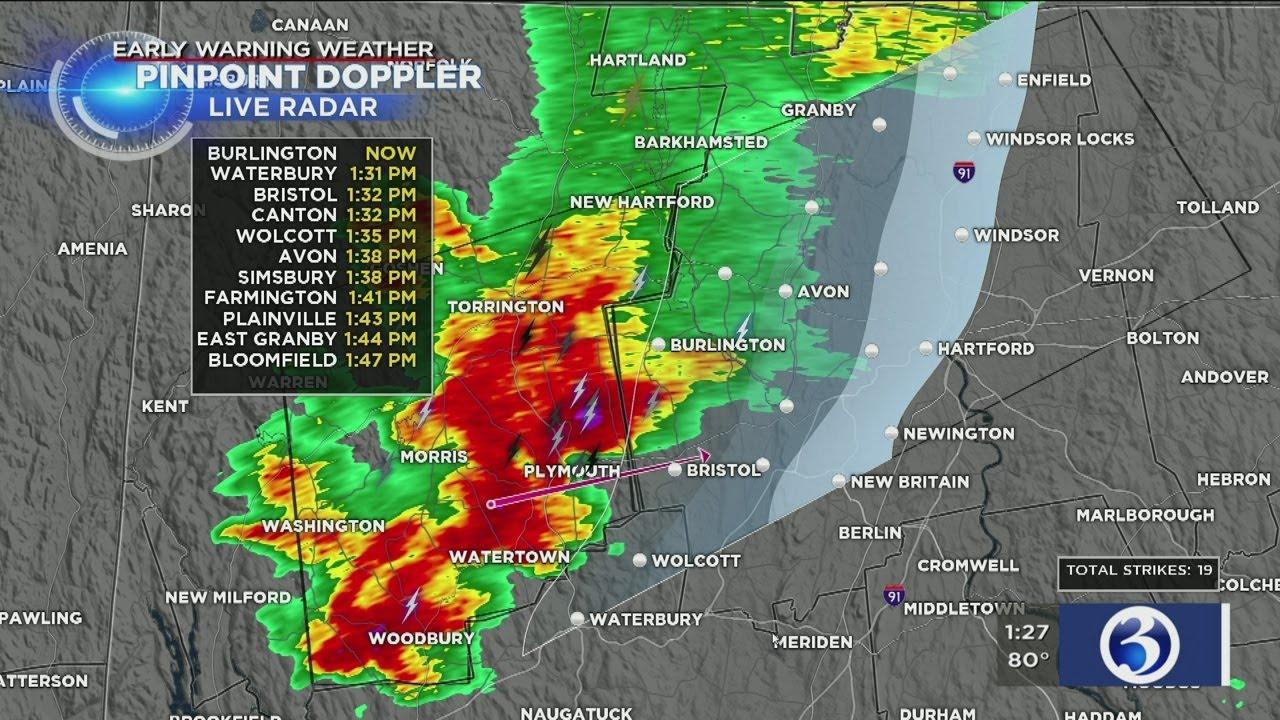 N.J. weather: Tornado warnings issued as fierce thunderstorms ...