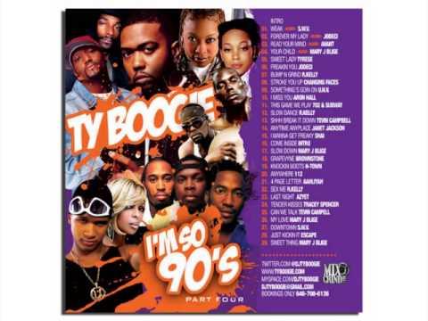 Ty Boogie   I'm So 90's Pt  4