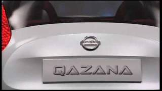 Tokyo Motorshow 2009: Nissan Qazana - english
