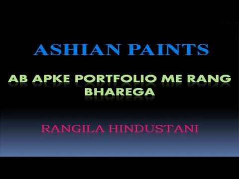 Asian Paints Technical Chart analysis