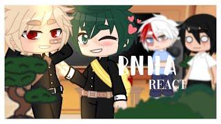 •Bnha past react •Wonder Duo A…