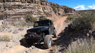 Historic 4x4 Trail - Sunshine Loop, Arizona Strip
