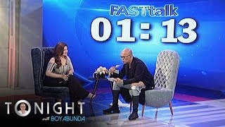 TWBA: Fast talk with Angel Locsin