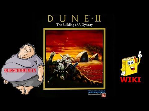 Oldschoolman informuje o hře Dune 2 - Wiki gameplay
