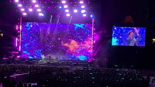 Gambar cover Westlife - Dynamite  [LIVE IN SINGAPORE - THE TWENTY TOUR]