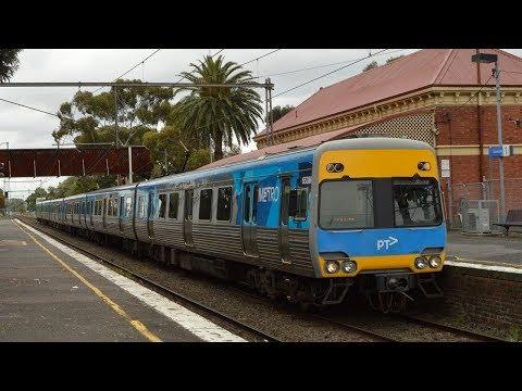 Trains, trams & buses at Moreland - Melbourne Transport