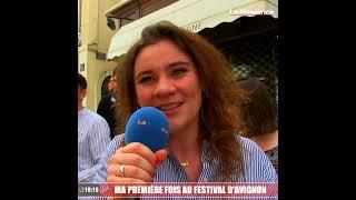 Le 18:18 - Ces acteurs qui viennent tester leur nouveau spectacle au Festival d'Avignon