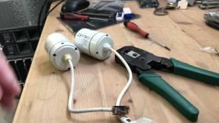 zmodo funlux poe cctv camera water ingress repair fix