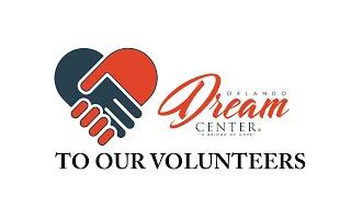 Orlando Dream Center Volunteer Instructions