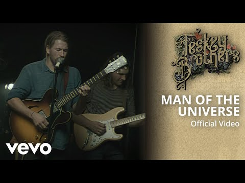 The Teskey Brothers - Man Of The Universe (Official Video)