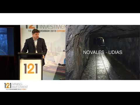 Presentation: Variscan Mines - 121 Mining Investment Sydney Autumn 2019
