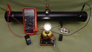 Make Pipe Battery!