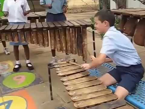 Botswana Music Marimba 1