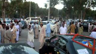 sukkur airport during hajj flight 20 11 2011.AVI