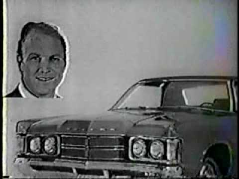 Bobby Hull Marcel Dionne Ford Mercury Hockey Commercial
