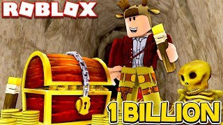 EXPLORER SIMULATOR IN ROBLOX! (FINDING $1 BILLION TREASURE)