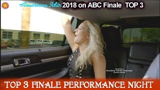 Gabby Barrett Homecoming Pittsburg Pennsylvania  American Idol 2018 Finale Top 3
