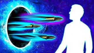 Темная материя может проходить сквозь объекты и людей