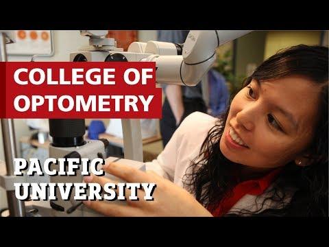 Doctor of Optometry | Pacific University