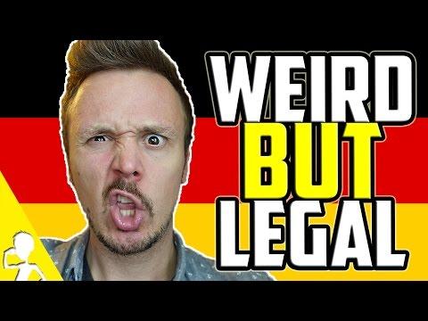 WEIRD BUT LEGAL GERMAN NAMES   Get Germanized W/ Vlog Dave