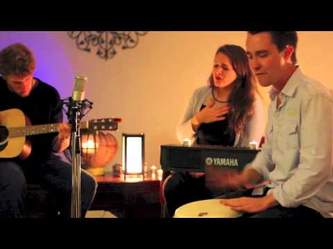 Jesus At The Center (Israel Houghton) Cover