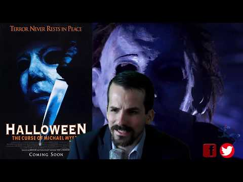 "La Crítica Retroterrorífica: ""Halloween 6: The Curse of Michael Myers"" 1995"