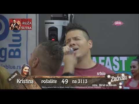 Zadruga - Sloba peva, Kija plače - 20.06.2018.