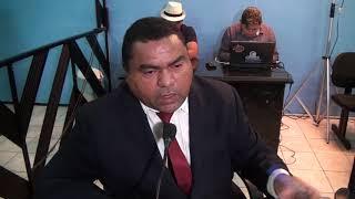 Pronunciamento pequeno expediente Luiz Gonzaga de Oliveira Junior