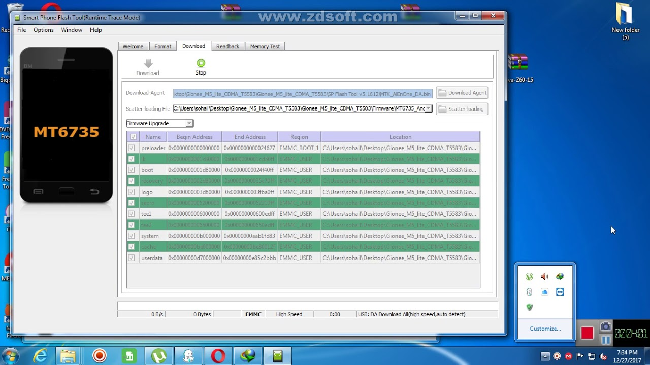 Gionee Marathon M5 Plus Firmware Videos - Waoweo