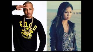 T.I. ft. Jhené Aiko -- The Worst (Remix)