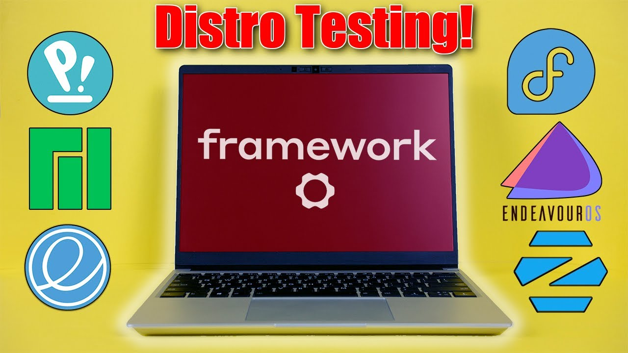 Best Linux for Framework? 6 Distros Tested!