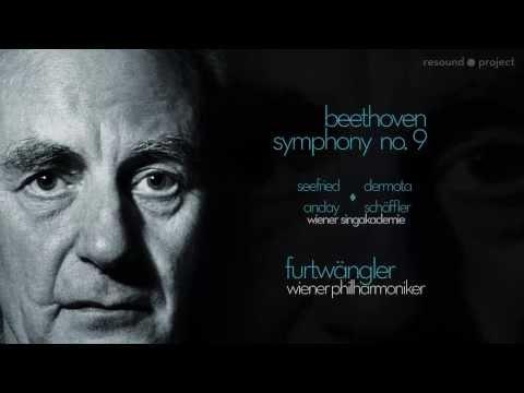 Beethoven - Symphony No.9 - Furtwängler, WPO (live 1953)