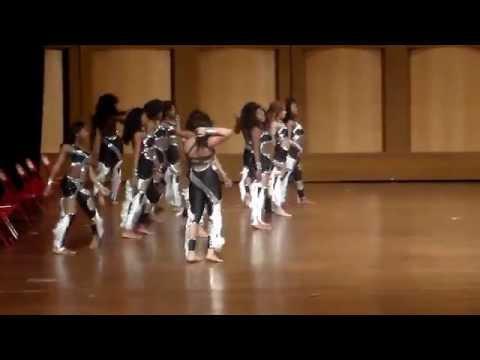 Dancing Dolls vs. Purple Diamonds - Battle Royale 2015 (Fast Stands - Plus beginning of slow stands)