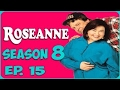 Roseanne season 8 ep 15 Out Of The Past