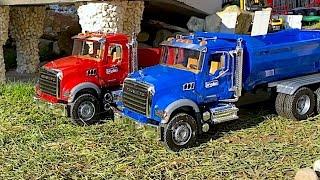 BRUDER Toys truck Mack Granite
