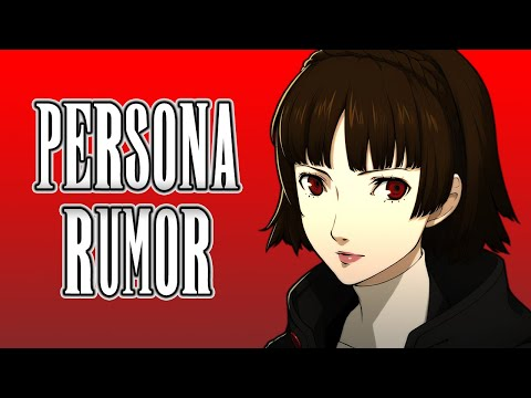 RUMOR: Persona 6 Might Be Announced By Atlus This June