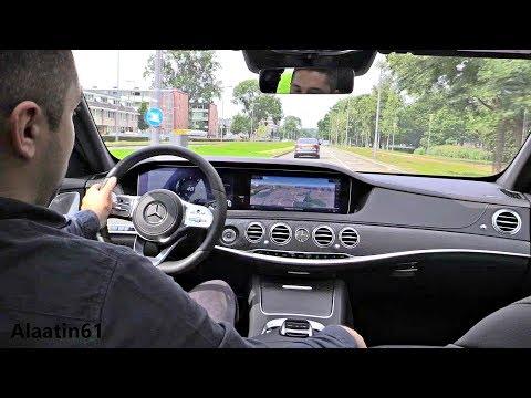 Mercedes-Benz S Class 2018 Test Drive