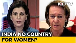 Thomson Reuters Foundation Chief On Survey Showing India Most Dangerous Country For Women
