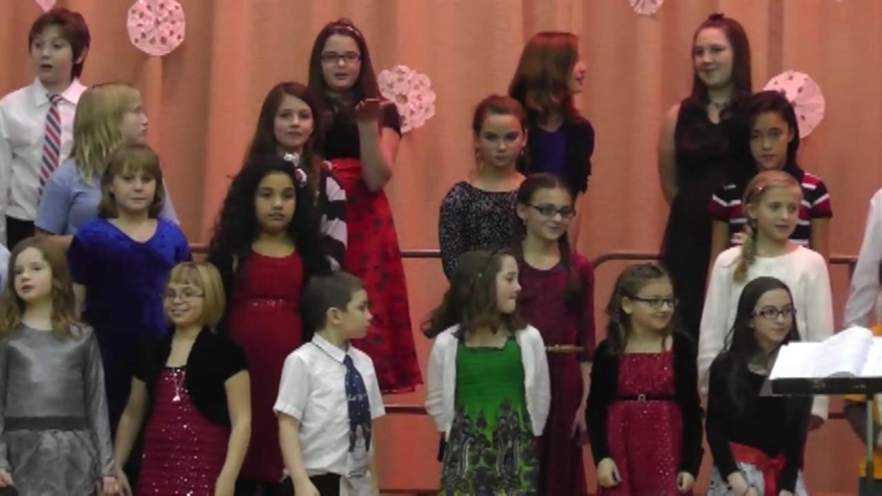 MES Christmas Program  12-19-13